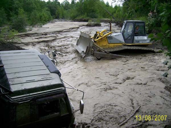 Russian Road Assistance 8