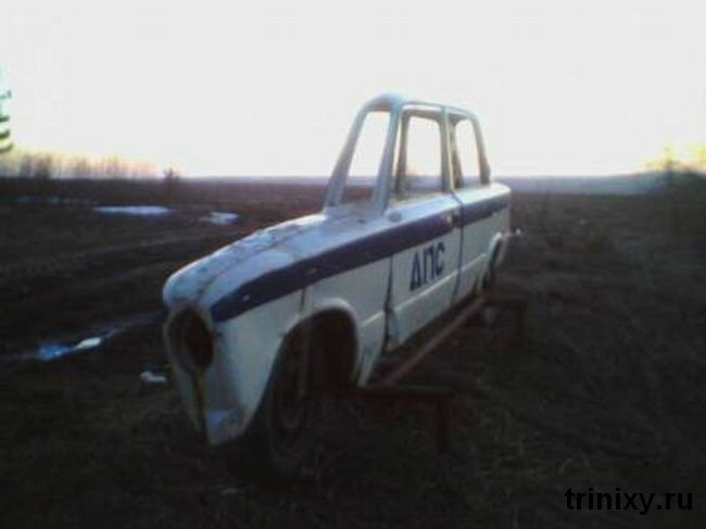 Russian road police 10