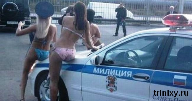 Russian road police 11