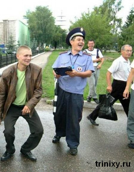 Russian road police 12