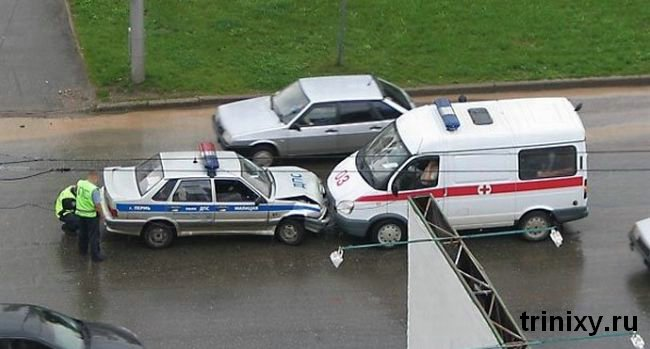 Russian road police 17