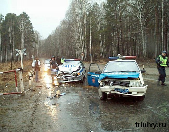 Russian road police 25