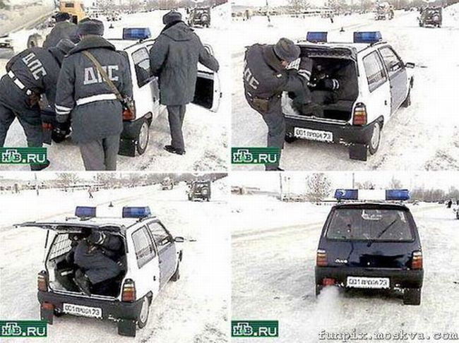 Russian road police 27