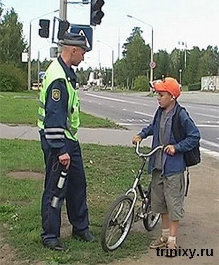 Russian road police 32