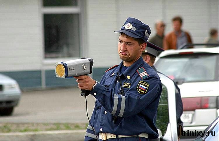 Russian road police 5