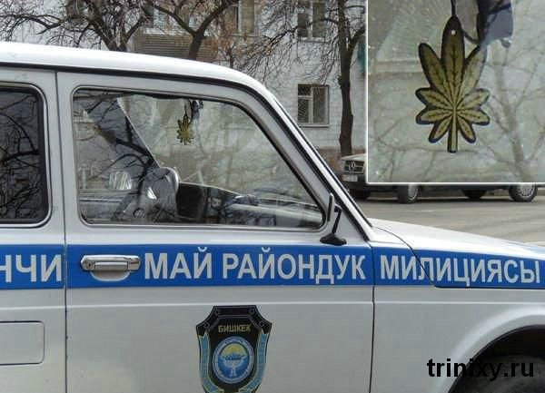 Russian road police 7