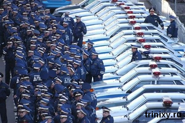 Russian road police 8