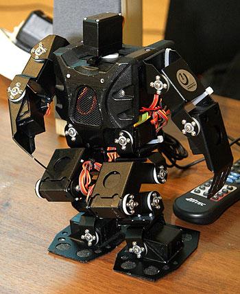 Russian robots 18