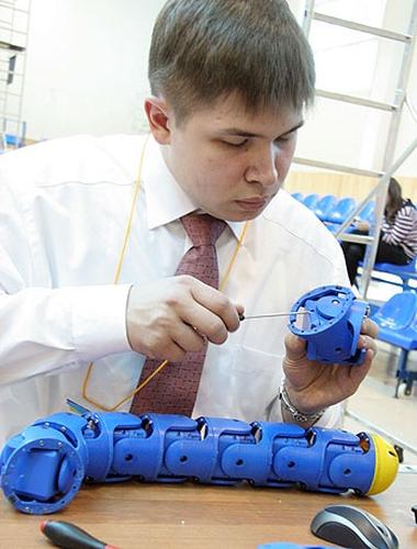 Russian robots 5