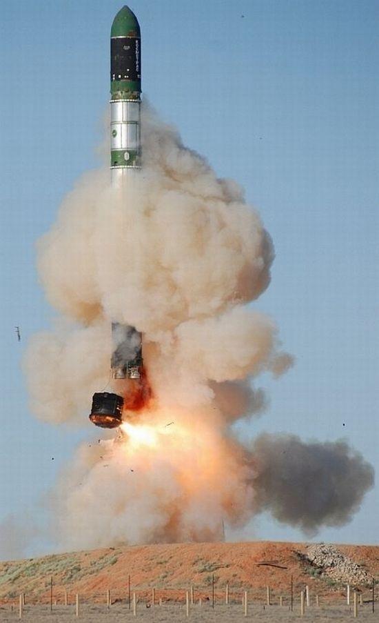 Russian rocket launch 6