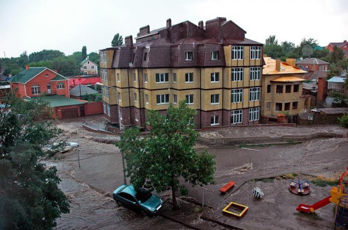 Rostov Flood 1