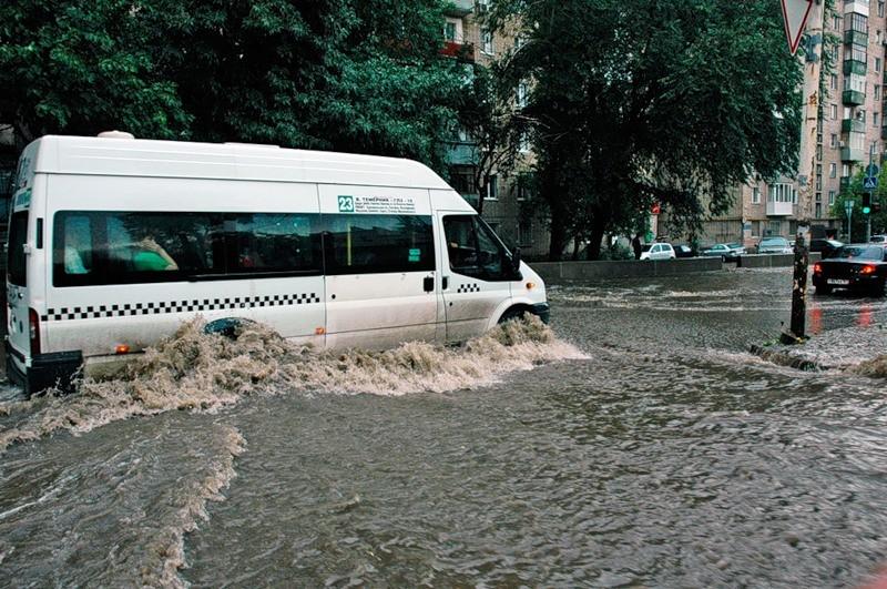 Rostov Flood 16