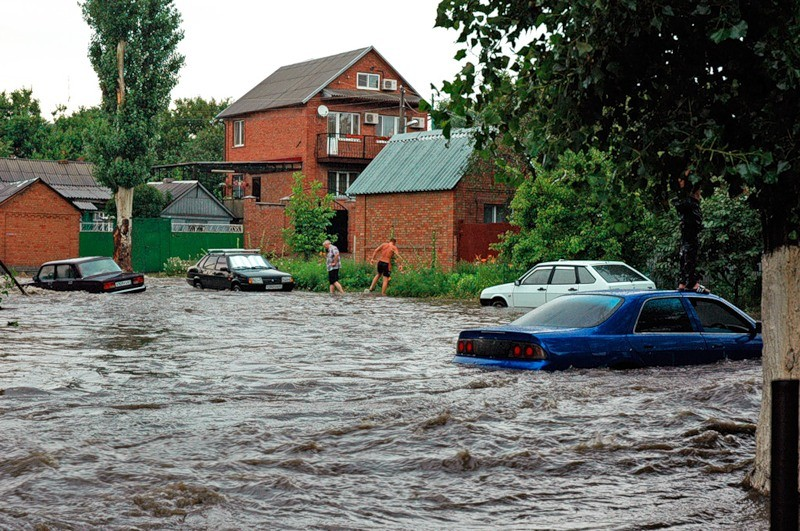 Rostov Flood 2