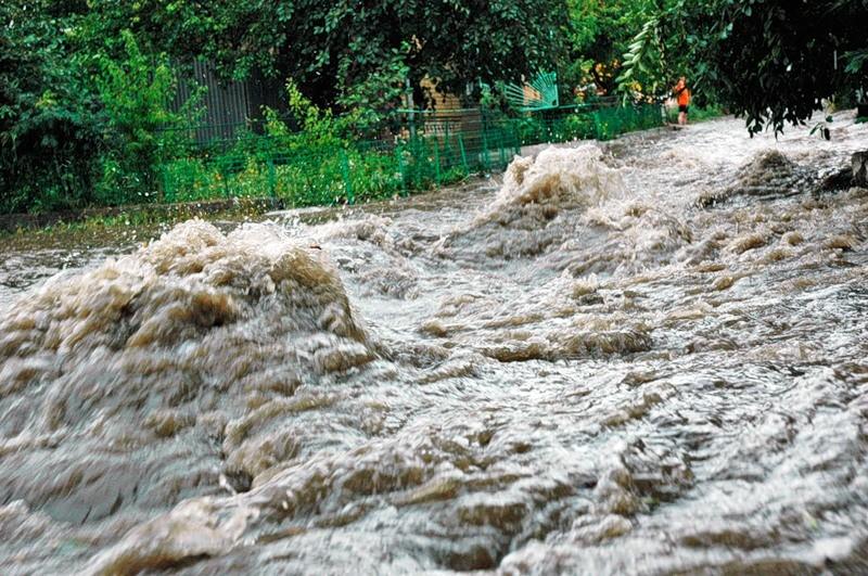 Rostov Flood 7