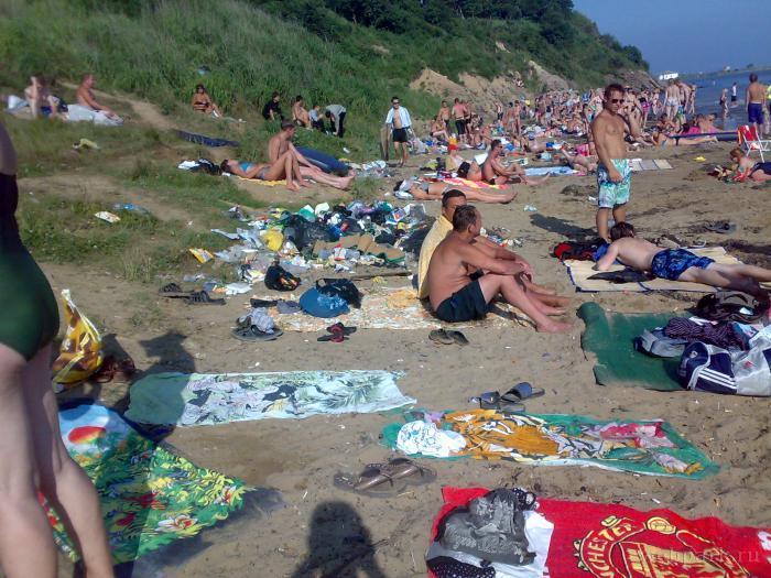 Russian beach 1
