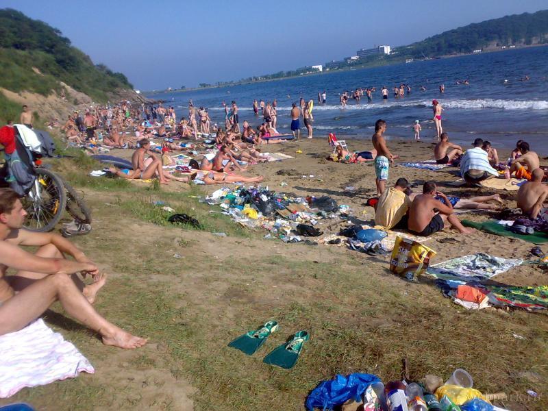 Russian beach 2