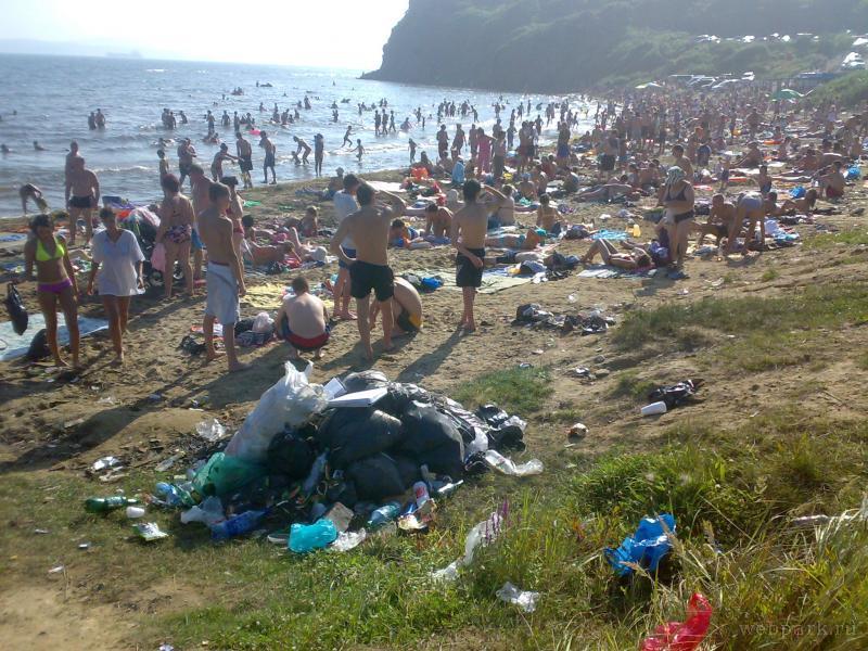 Russian beach 3