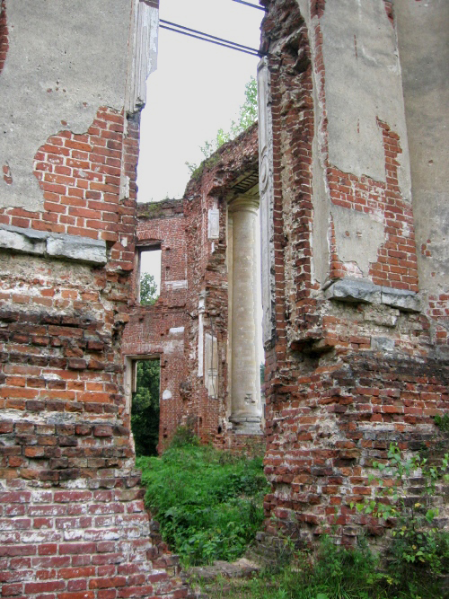 Ruined Country Estate near Moscow 10