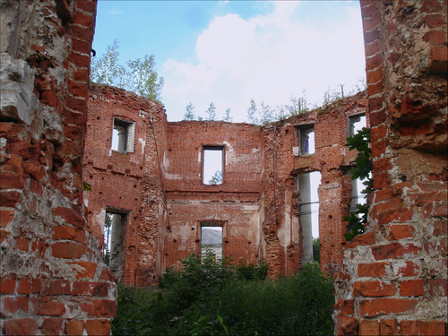 Ruined Country Estate near Moscow 4