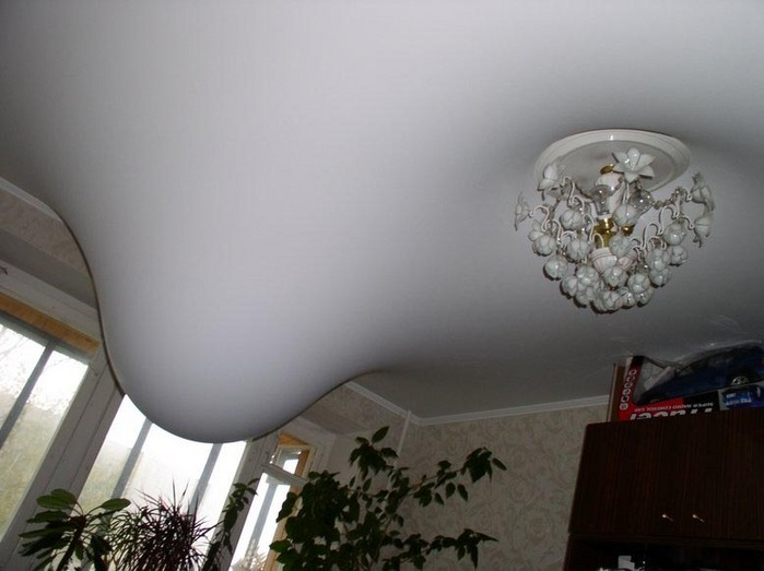 Russian 3D ceilings 1