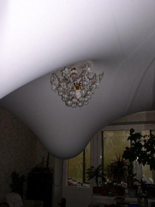 Russian 3D ceilings 3