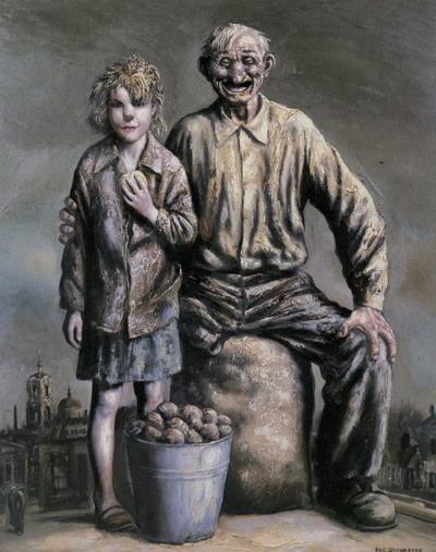 Russian artist, Vasiliy Shulzhenko 12