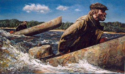 Russian artist, Vasiliy Shulzhenko 14