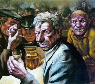 Russian artist, Vasiliy Shulzhenko 15