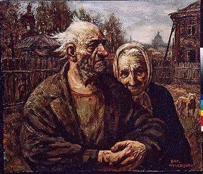 Russian artist, Vasiliy Shulzhenko 16