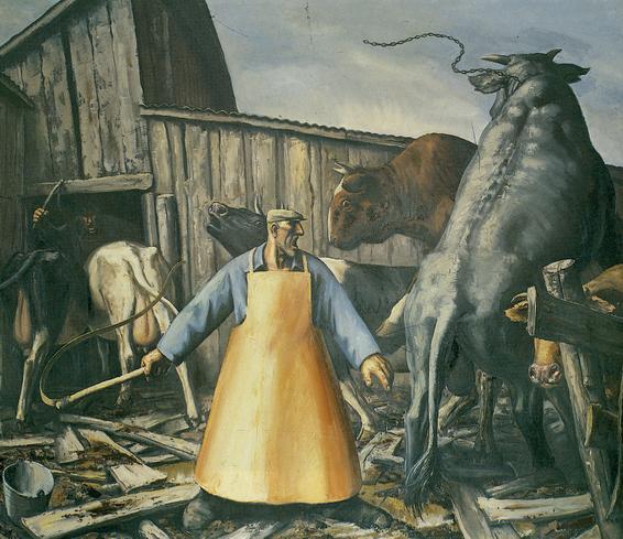 Russian artist, Vasiliy Shulzhenko 6