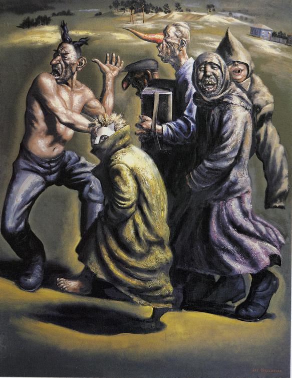 Russian artist, Vasiliy Shulzhenko 7
