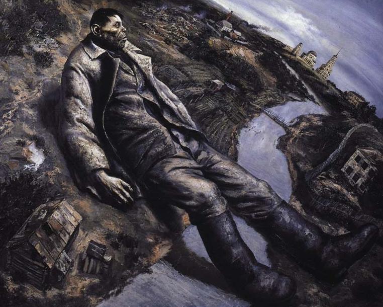 Russian artist, Vasiliy Shulzhenko 8