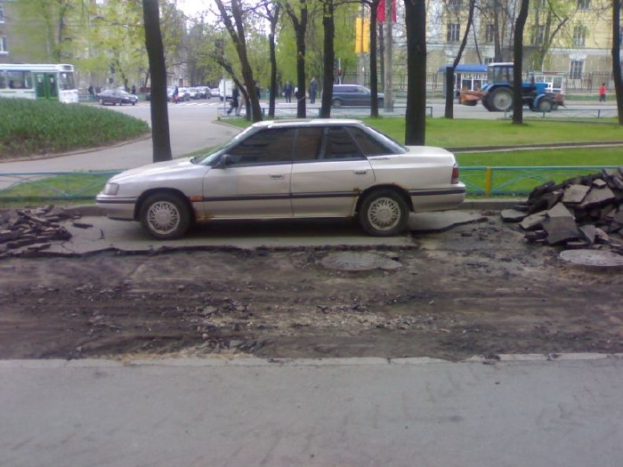 how they put asphalt in moscow 7