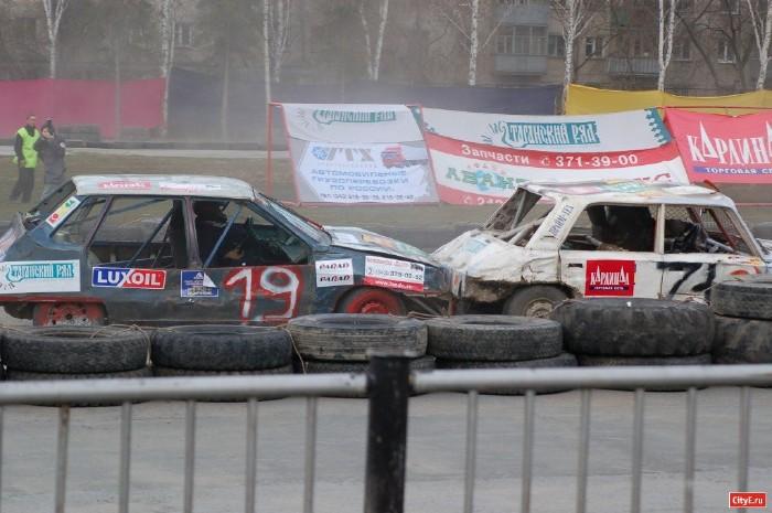 russian budget race 15