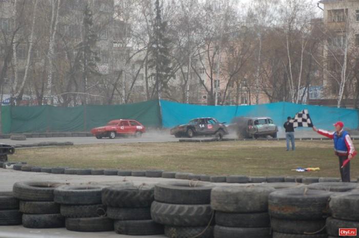 russian budget race 16