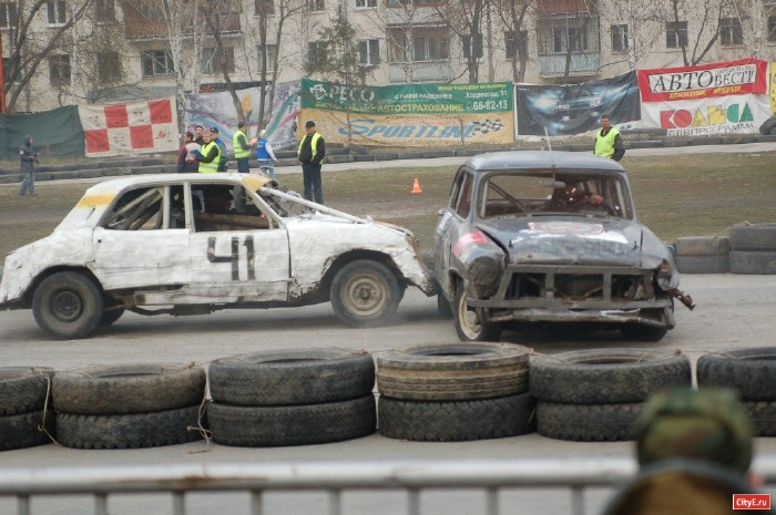 russian budget race 17
