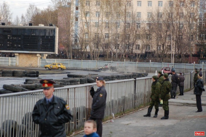 russian budget race 20