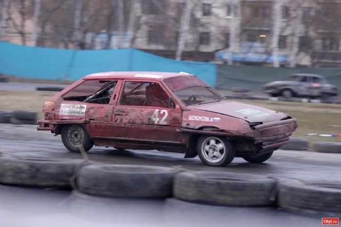 russian budget race 8