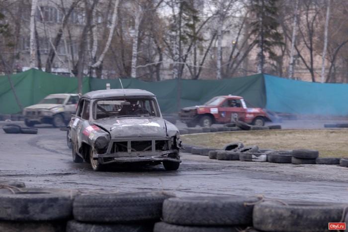 russian budget race 9