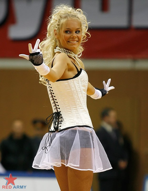 Russian cheerleaders 18