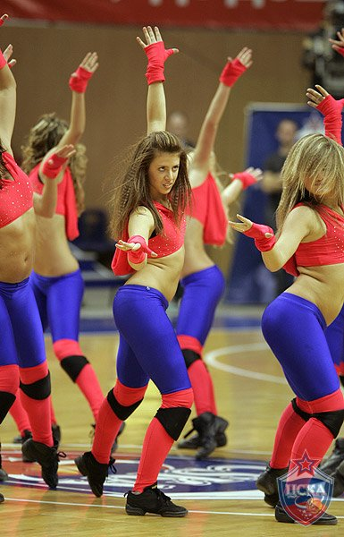 Russian cheerleaders 27