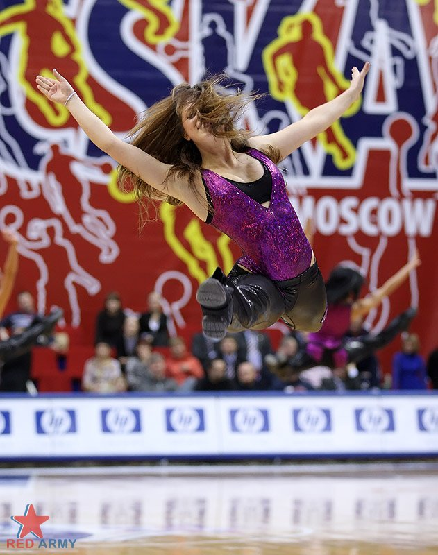 Russian cheerleaders 9