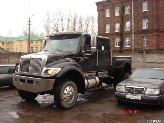 international ctx pick-up 1