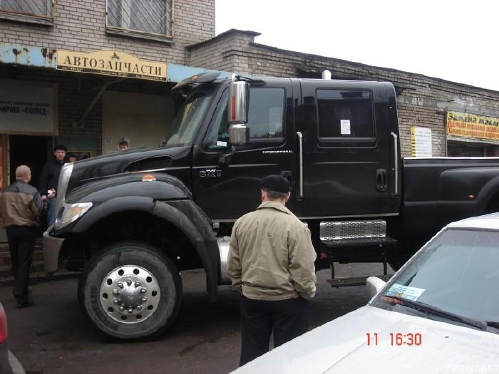 international ctx pick-up 3