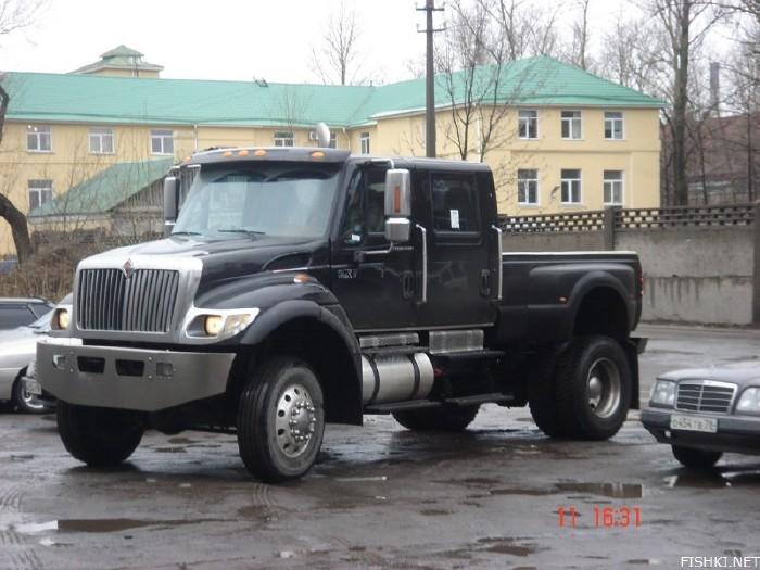 international ctx pick-up  5