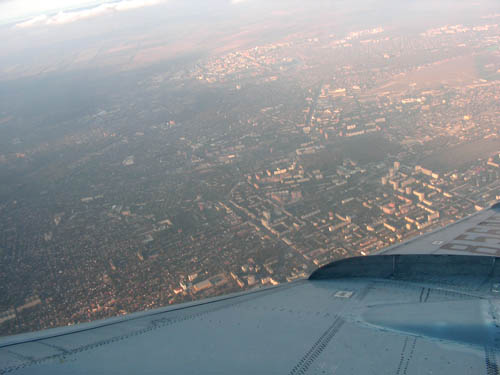 Russia view from planes 10