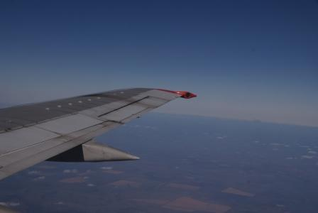 Russia view from planes 12