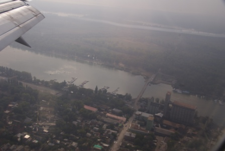 Russia view from planes 13