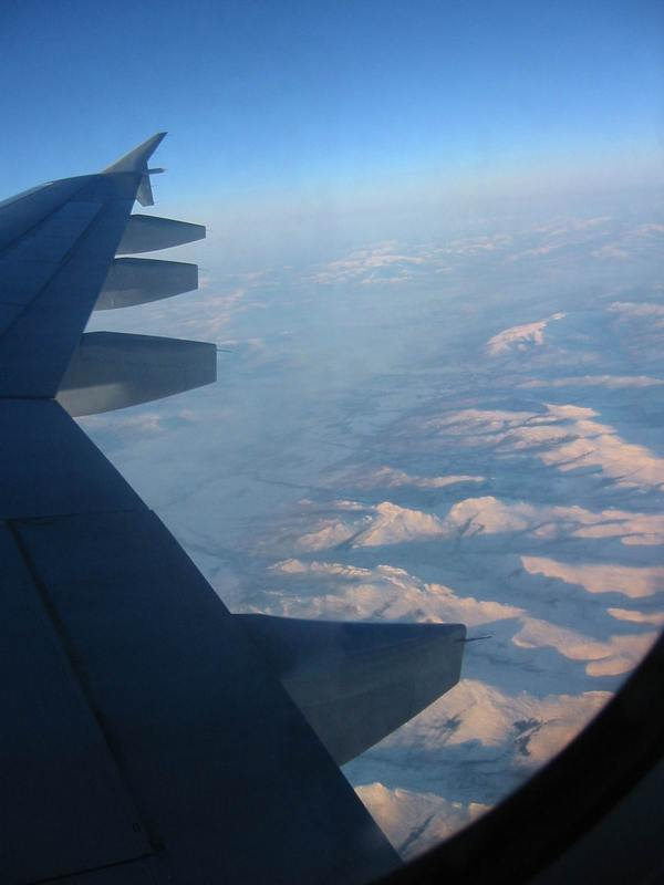 Russia view from planes 24