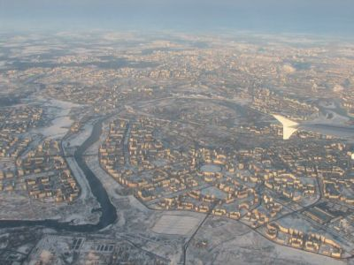 Russia view from planes 8